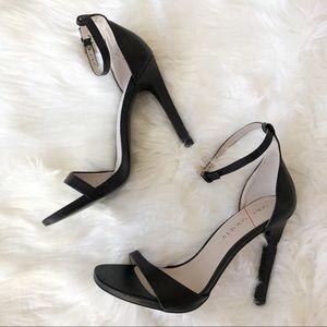 Sole Society Lindsay Strappy High Heel Sandal